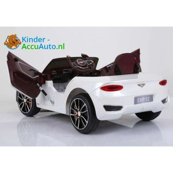 Kinder accu auto bentley exp12 wit 5