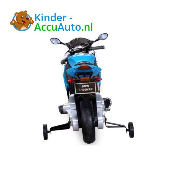 BMW S1000RR 12V Blauw Kindermotor 4