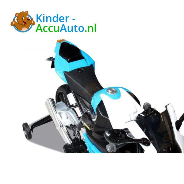 BMW S1000RR 12V Blauw Kindermotor 6