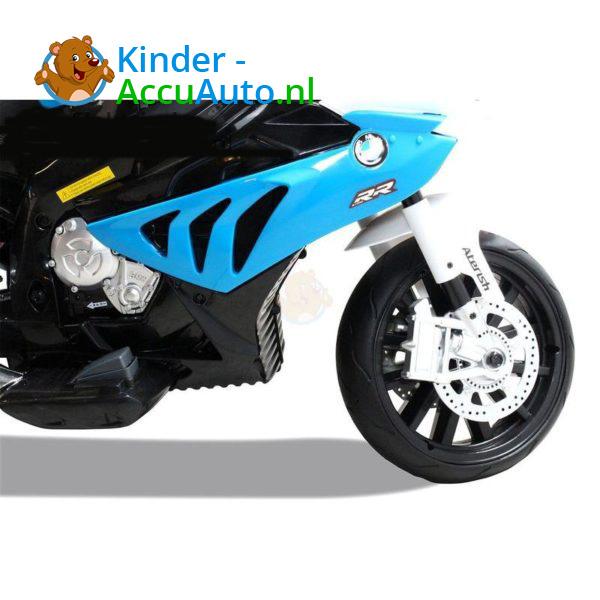 BMW S1000RR 12V Blauw Kindermotor 8