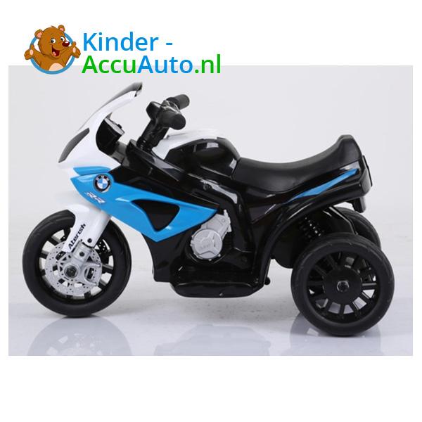 BMW S1000RR 6V Blauw Kindermotor 2