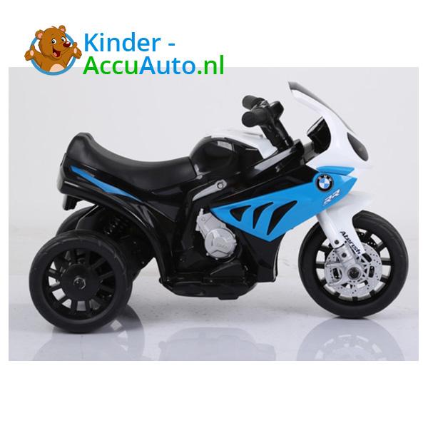 BMW S1000RR 6V Blauw Kindermotor 5