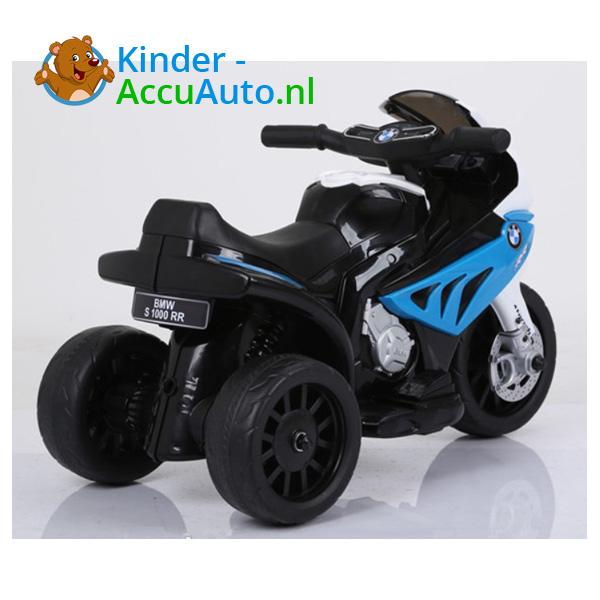 BMW S1000RR 6V Blauw Kindermotor 6