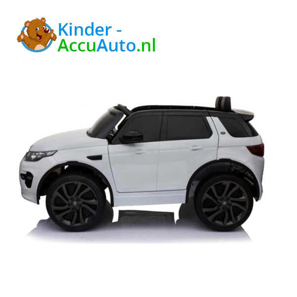 Land Rover Wit Kinderauto Discovery 4