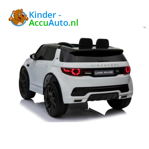 Land Rover Wit Kinderauto Discovery 5
