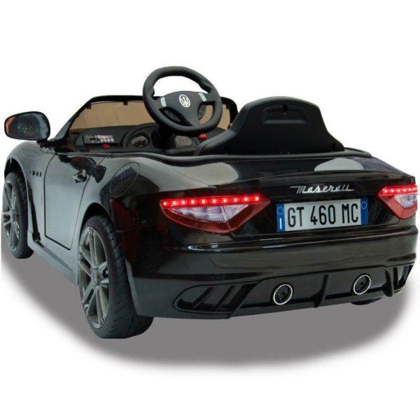 Maserati Gran Turismo Kinderauto Zwart 3