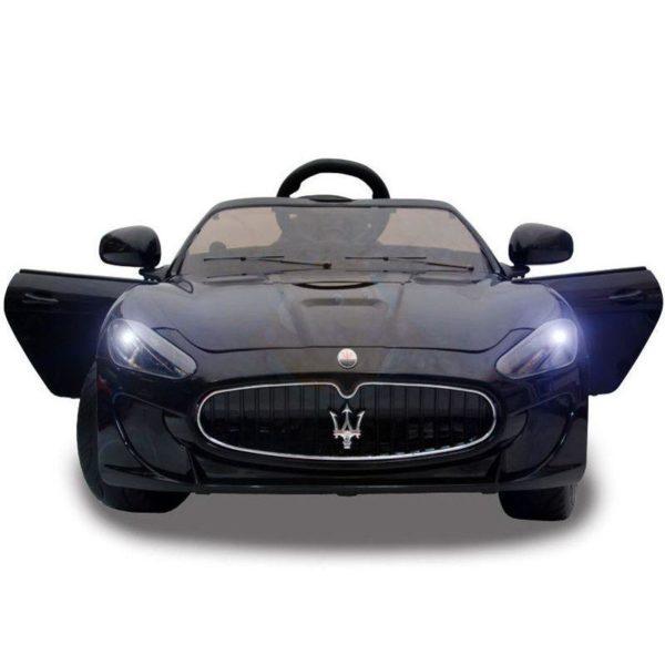 Maserati Gran Turismo Kinderauto Zwart 4