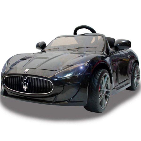 Maserati Gran Turismo Kinderauto Zwart 5