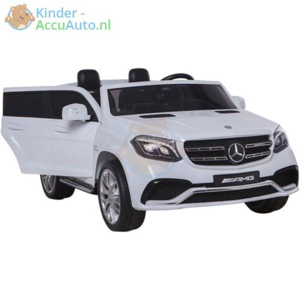 Mercedes GLS 63 AMG kinderauto wit 7