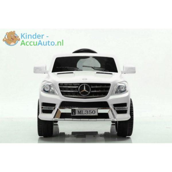 Mercedes ML350 kinder accu auto wit kinderauto 6