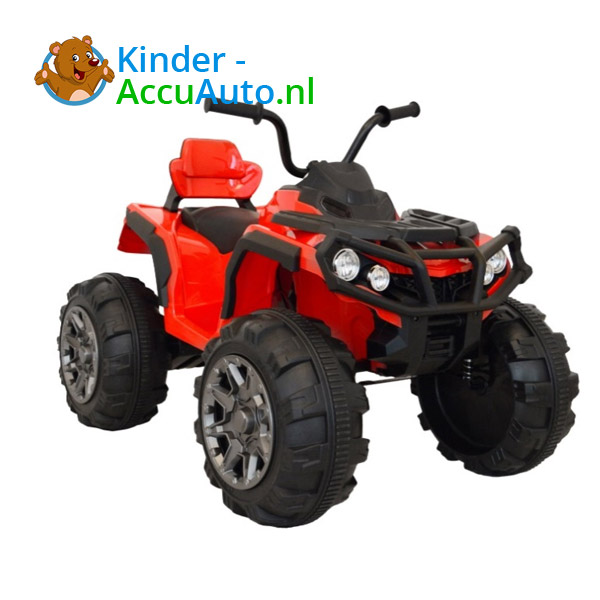 Quad 12v Rood Kinderquad 1