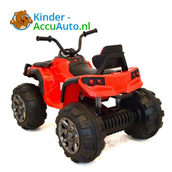 Quad 12v Rood Kinderquad 5