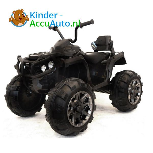 Quad 12v Zwart Kinderquad 1
