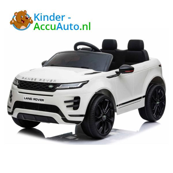 Range Rover Evoque Wit Kinderauto 2