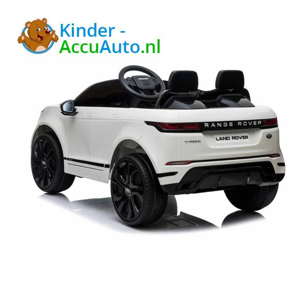 Range Rover Evoque Wit Kinderauto 3