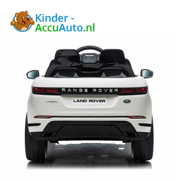 Range Rover Evoque Wit Kinderauto 4