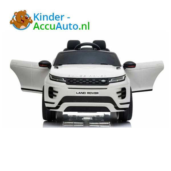 Range Rover Evoque Wit Kinderauto 5