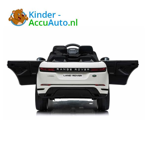 Range Rover Evoque Wit Kinderauto 6