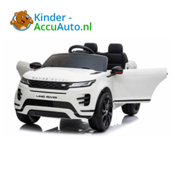 Range Rover Evoque Wit Kinderauto 7