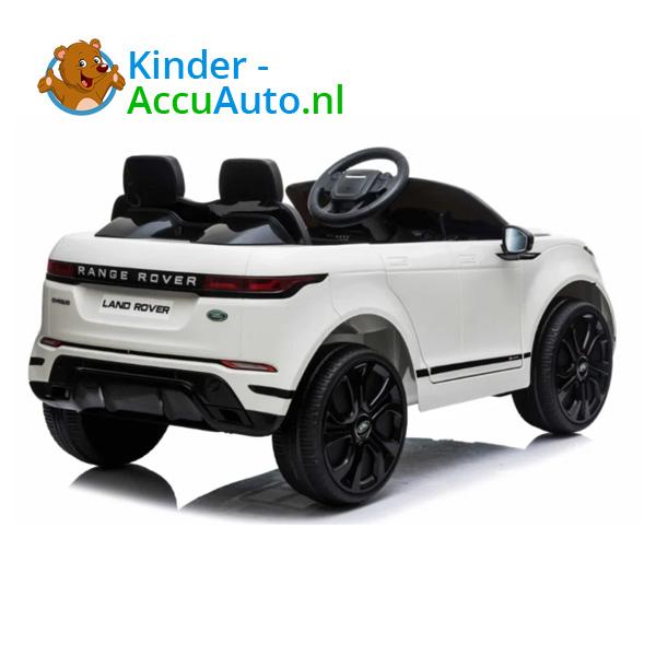 Range Rover Evoque Wit Kinderauto 8