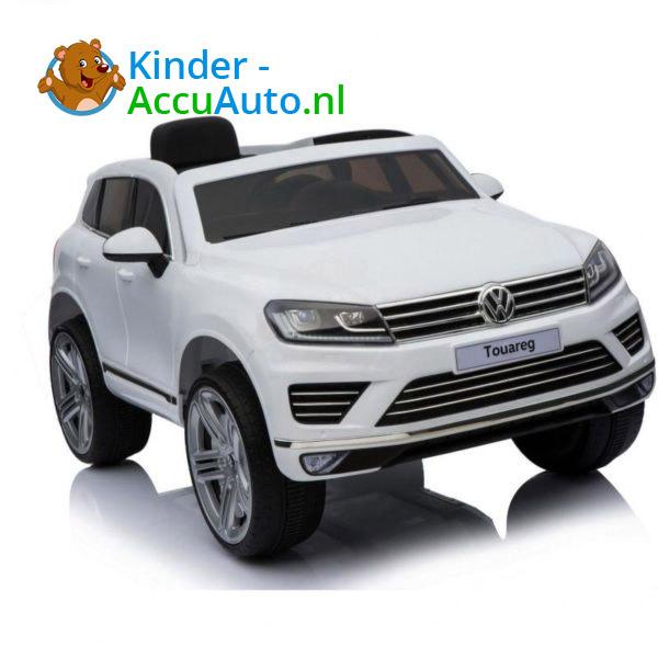 Volkswagen Touareg Kinderauto Wit 11