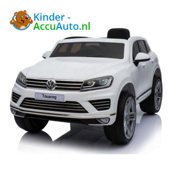 Volkswagen Touareg Kinderauto Wit 12