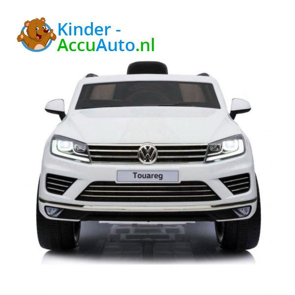 Volkswagen Touareg Kinderauto Wit 13