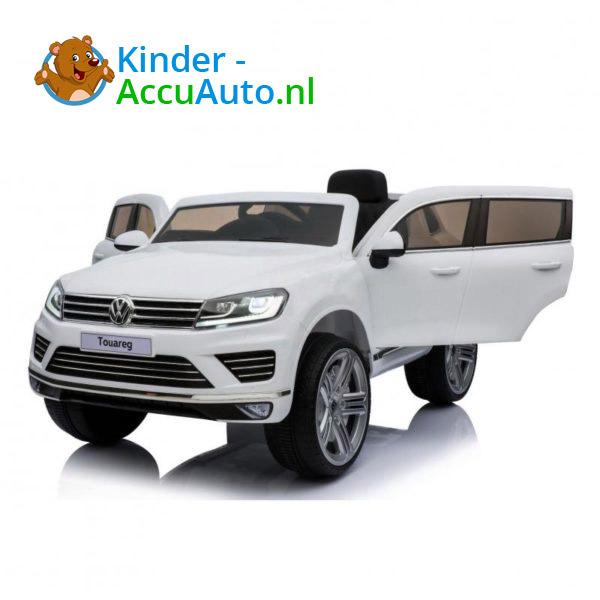 Volkswagen Touareg Kinderauto Wit 15