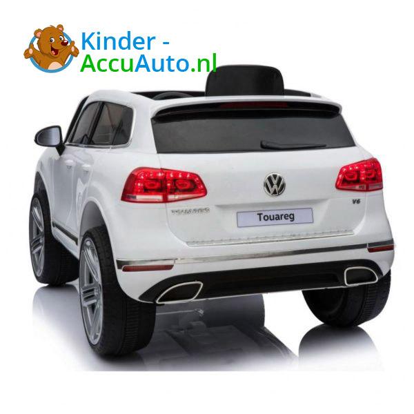 Volkswagen Touareg Kinderauto Wit 16