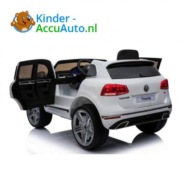 Volkswagen Touareg Kinderauto Wit 2