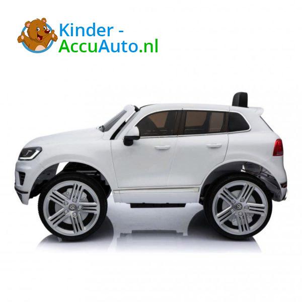 Volkswagen Touareg Kinderauto Wit 3