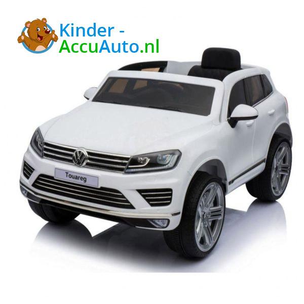 Volkswagen Touareg Kinderauto Wit 4