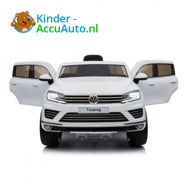 Volkswagen Touareg Kinderauto Wit 5