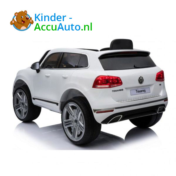 Volkswagen Touareg Kinderauto Wit 6