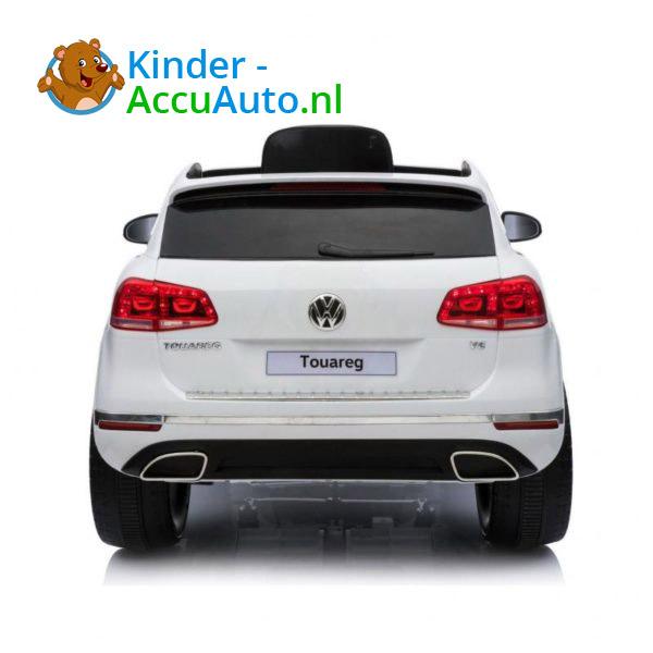 Volkswagen Touareg Kinderauto Wit 7