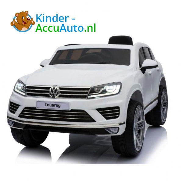 Volkswagen Touareg Kinderauto Wit 8