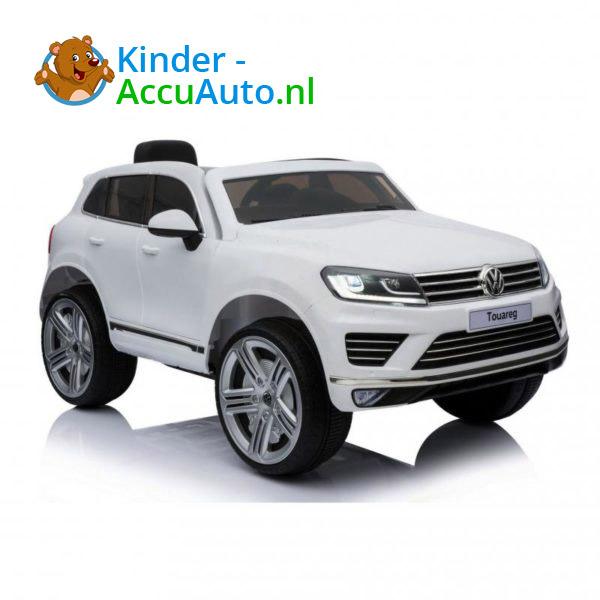 Volkswagen Touareg Kinderauto Wit 9