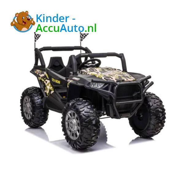 beach buggy elektrische kinderauto camo 3