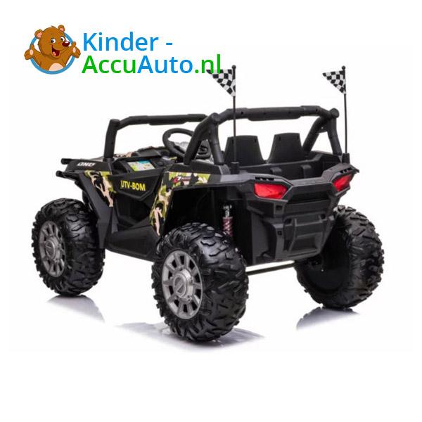 beach buggy elektrische kinderauto camo 5