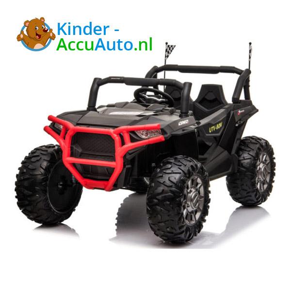 beach buggy elektrische kinder auto zwart 1
