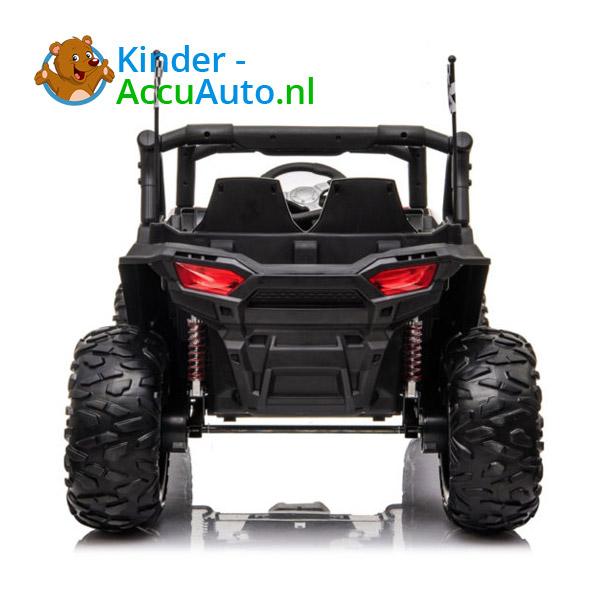 beach buggy elektrische kinder auto zwart 3