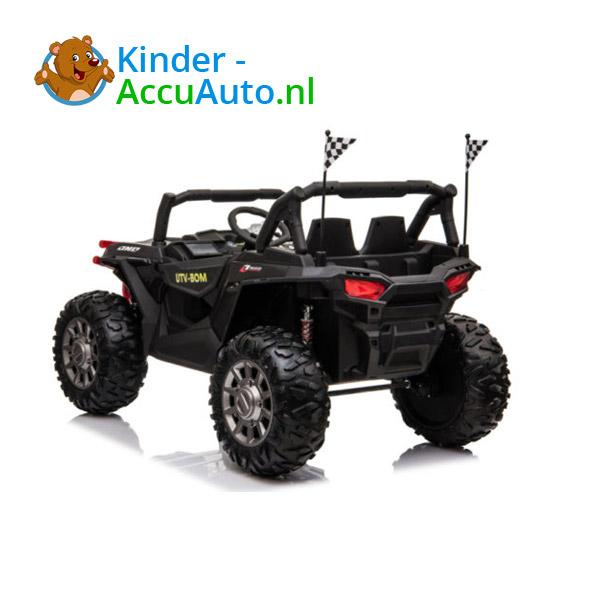 beach buggy elektrische kinder auto zwart 4