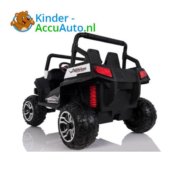 elektrische kinderauto beach buggy 4x4 wit 11