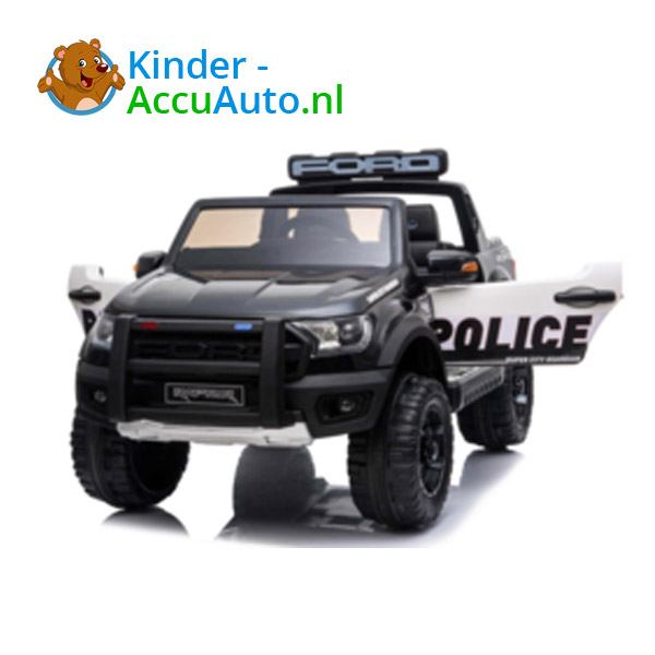 Ford Ranger Raptor F-150 Politie Kinderauto 2