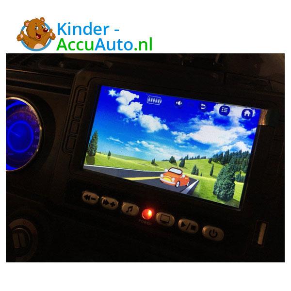 JEEP Wrangler Rubicon Zwart Kinderauto 10