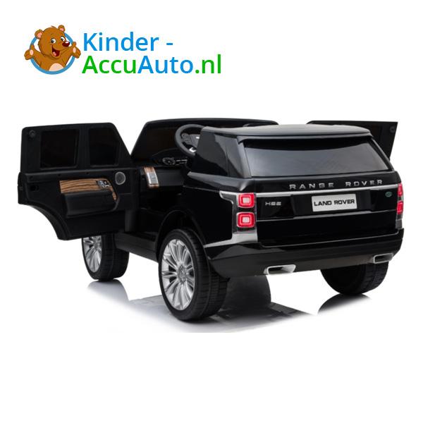 Range Rover Zwart Kinderauto Autobioraphy 10
