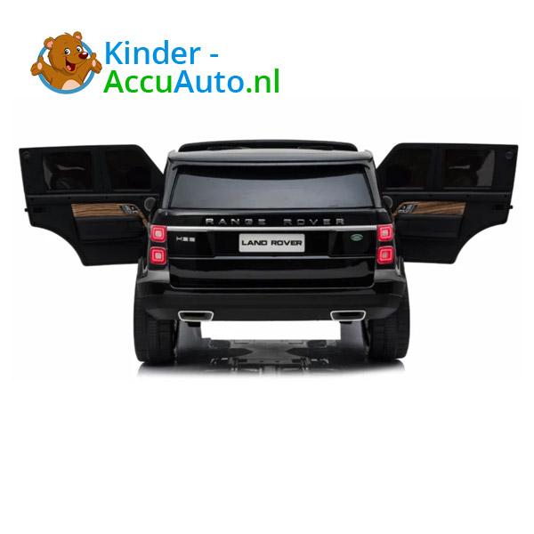 Range Rover Zwart Kinderauto Autobioraphy 11