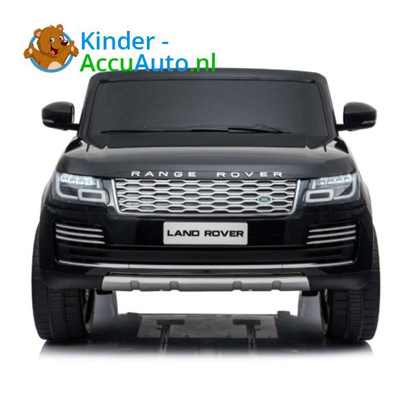 Range Rover Zwart Kinderauto Autobioraphy 2