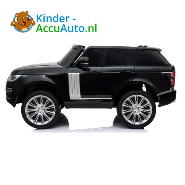Range Rover Zwart Kinderauto Autobioraphy 3