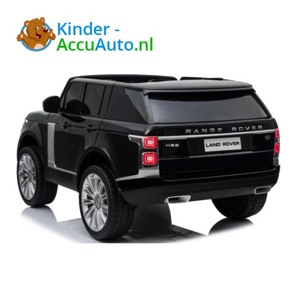 Range Rover Zwart Kinderauto Autobioraphy 4